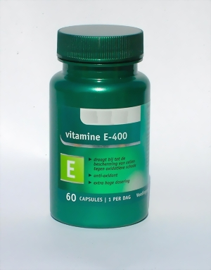 PREMIUM VITAMIN E 400 IE 60 Kap. à 268 mg *SUPER-POWER*